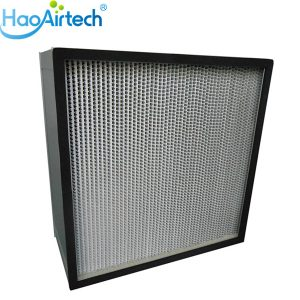 Deep Pleated Filter
