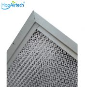 Deep pleats HEPA Filter