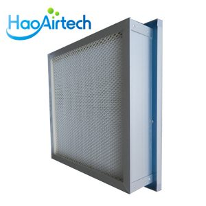 Back Side Gel Seal HEPA Air Filter