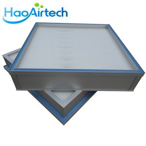 TOP Side Gel Seal HEPA Filter