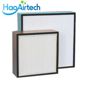 Clapboard HEPA Filter