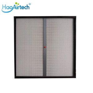 HEPA Air Filter with DOP Port