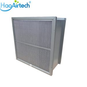 High Temperature EPA Air Filter