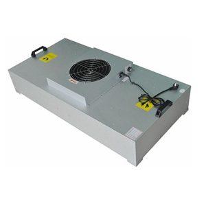 low noise fan filter unit