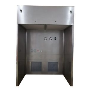 Pharmaceutical Factory dispensing booth