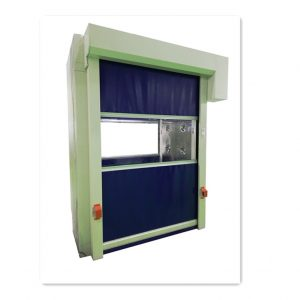fast-rolling door air shower
