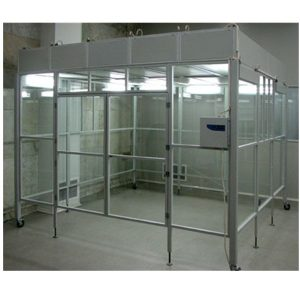softwall modular cleanroom