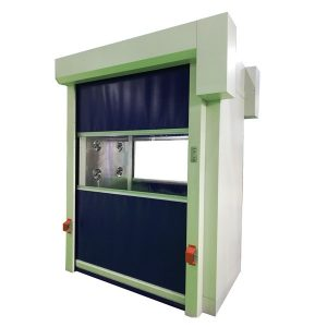 Fast Rolling Door Air Shower