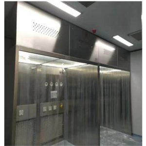 Class 100 Cleanroom Dispensing Booth