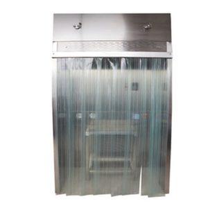 Laminar Flow Sampling Booth
