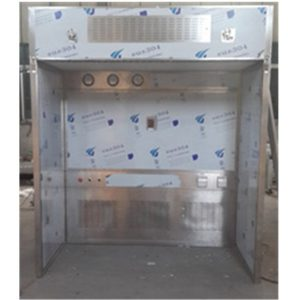 Liquid Dispensing Booth