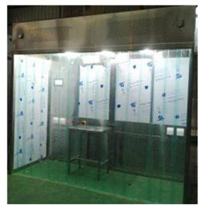 Customization Dispensing Booth