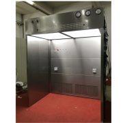 Powder Downflow Booths