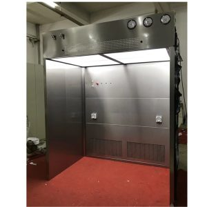 Powder Downflow Booths