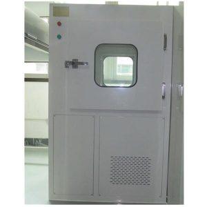 Electric Interlock Cleanroom Air Shower Pass Through Box
