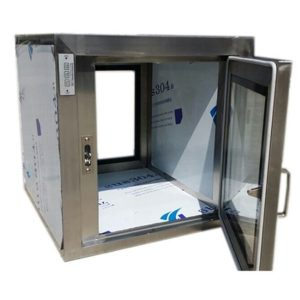 Pharmaceutical Cleanroom Static Pass Box