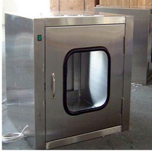 Electric Inter Locker Cleanroom Pass Through Box