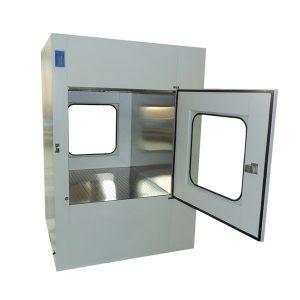 Biological Pharmaceutical Air Shower Clean Room Pass Box