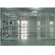 Powder Coated Steel Frame Softwall Clean Room
