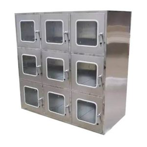Portable Three Floor Medical Clean Room Pass Box