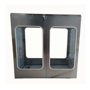 Double Swing Door Pass Box