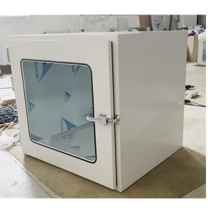 Powder Coated Steel Clean Room Pass Box