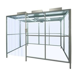 Laboratory Movable Softwall Clean Booth
