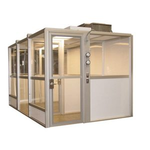 Plexiglass Material Wall Softwall Clean Room