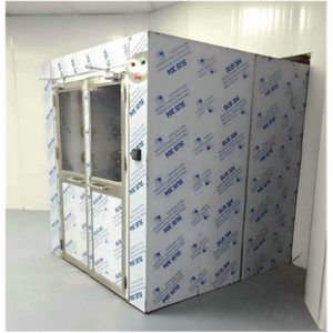 Double Swing Door Clean Room Air Shower
