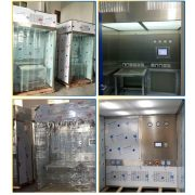clean room weighting booth 4
