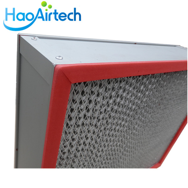 Stainless steel hepa filter