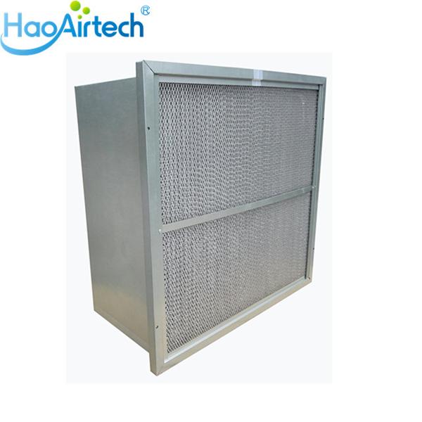 180°C High Temperature EPA Air Filter