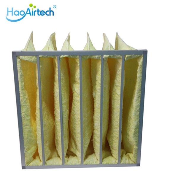Glass Fiber Bag Filter