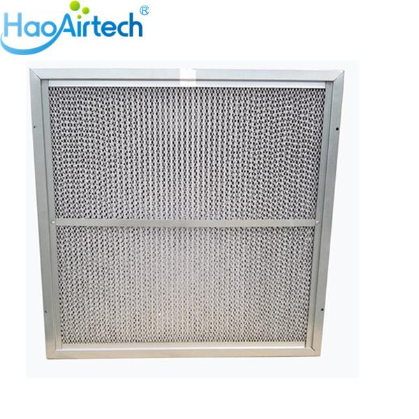 High Temperature EPA Air Filter