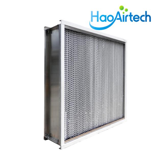 High Temperature HEPA Air Filter