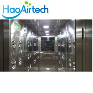 class 1000 clean room air shower