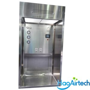 Cleanroom Dispensing Booth