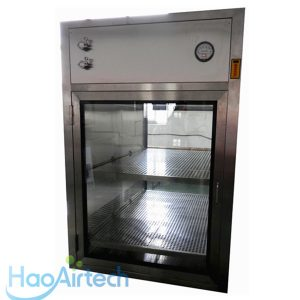 Air Shower Pass Box