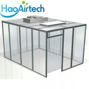 Portable Softwall Cleanroom