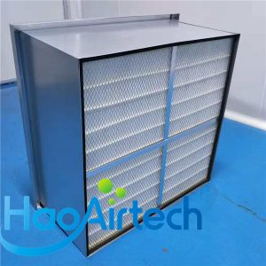 tapered plastic air filter