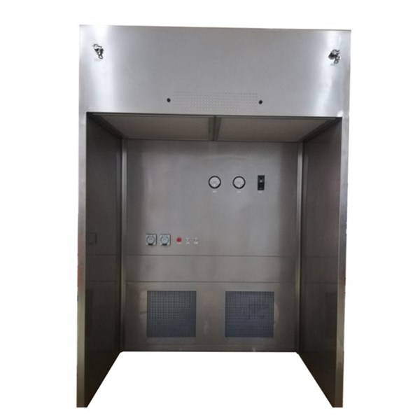 Pharmaceutical Factory dispensing booth1