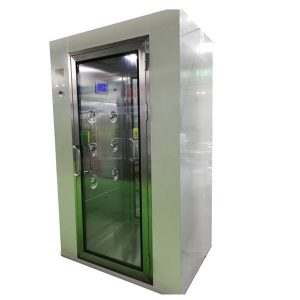 double blowing cleanroom Air shower