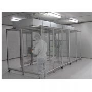 class 1000 softwall clean room