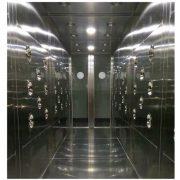 sus 316 air shower tunnel