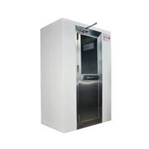 vertical air shower room