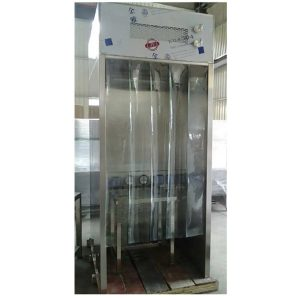 Weighting Downflow Booth