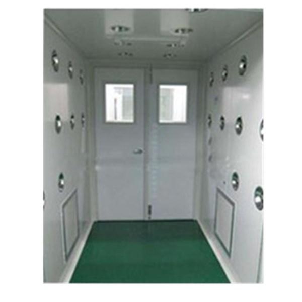 air shower tunnel 3