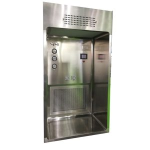 Cleanroom Negative Pressure Downflow Booth