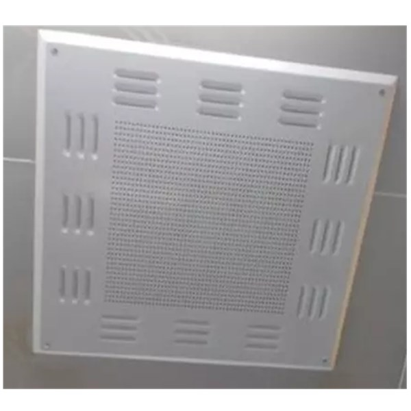 Duct HEPA Filter Box