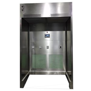 Performance Dispensing Booth